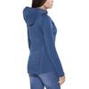Elevenate Arpette Stretch Hood Women dk steel blue